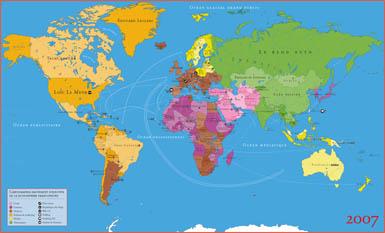 Cartographiedelablogosphere